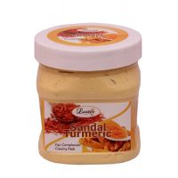 Luster Sandal Turmeric Skin Tightening Face Pack (500 Ml)