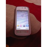 Nokia 5233 Mobile Phone . Little Bit Used . With New Battery And Box ...