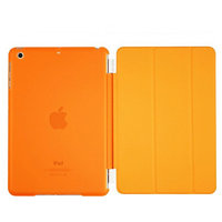 Callmate Magnetic Smart Cover With Transparent Back Cover For IPad Air Free SG - 5457338