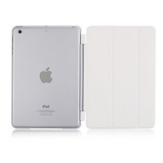Callmate Magnetic Smart Cover with Transparent Back cover For iPad Air Free SG