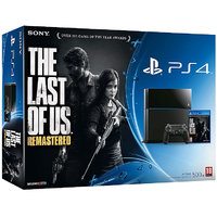 Sony Playstation 4 500GB Gaming Console With Last Of Us Bundle