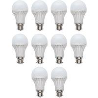 Micro 3 Watt LED Bulb (Pack Of 10 Bulb) - 5468916
