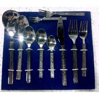 Stainless Steel Cuttlery Set Of 10 Pcs