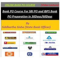 Bank PO Online Courses