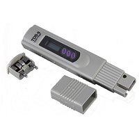 Pocket Digital TDS Meter + Carry Case - RO Filter Purifier Water Quality Tester - 3814522