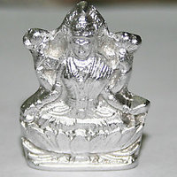 Parad Laxmi, Laxmi Mata (3.8 Cm) - 49.16 Gm