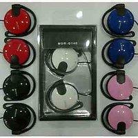 OEM Sony MDR-Q140 Headphones-Random Colors
