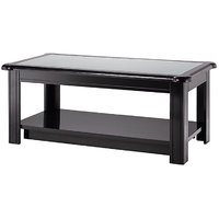 MAVI ATTRACTIVE CENTER TABLE WITH GLASS TOP : MCT-401