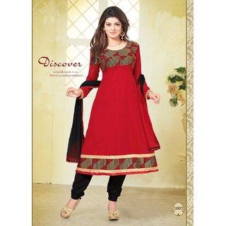 Khushali Georgette Anarkali Suit Nargis 03