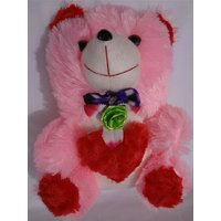 AGS 108- Teddy Bear Big Size, Kid, Valentine, Love, Friendship Gift,pink