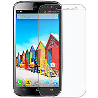 LCD SCRATCH GUARD SCREEN PROTECTOR FOR MICROMAX CANVAS HD A116 SUPERFONE