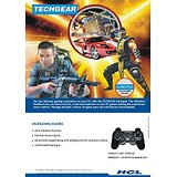 HCL Techgear Vibration Gaming Pad