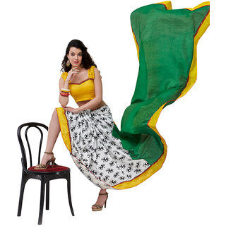 Ethnicbasket party wear art silk printed designer saree.EBS1010351608
