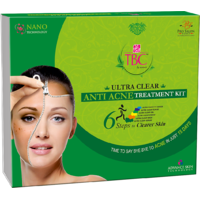 ULTRA CLEAR ANTI ACNE TREATMENT KIT 260GM