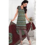 Mayur Cotton Elegant Designer Dress Material/ Unstitched Salwar Suit  D.No 1326