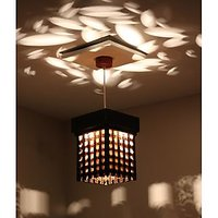 Hanging Pendant Ceiling Lantern Lattice Lamp