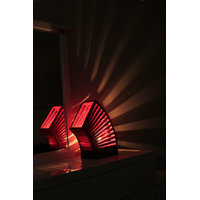 Handmade Eco-friendly Rondeur Table Lamp