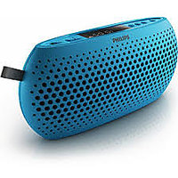 Philips SBM130blu/00 Portable Speaker Blue
