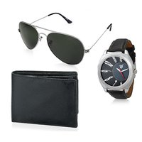 Rico Sordi Set of Mens Watch with Wallet RSD13WSGW