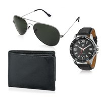 Rico Sordi Set of Mens Watch with Wallet RSD15WSGW
