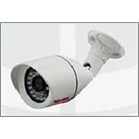 "CCTV CAMERA AND DVR 1/3"" SONY Super HD II; 1000 TVL (Flickerless),; LENS 3.6MM,6"