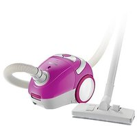 Philips FC8088/81 1.5-Litre 1000-Watt Vacuum Cleaner With Bag (Rosy Pink)