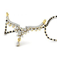 Sparkles Pratistha Exquisite Star Mangalsutra