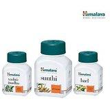 Himalaya Gastric Care Combo  Yastimadhu+bael+sunthi