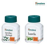 Himalaya Diabetes Care  2 X Karela+meshashringi
