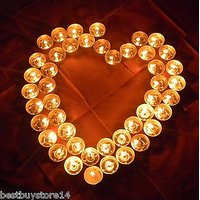 5+ Hours White 100 Pcs Paraffin Wax Tea Light Candle For Diwali Gift