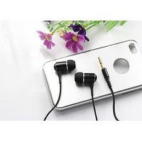 Awei Q3i Black Genuine Super Bass Metal Headphone Earphone With Microphone