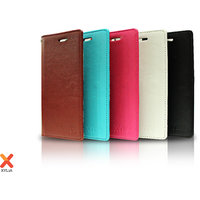 Xylia Apple IPhone 6 Leather Case Wallet Flip Case Cover
