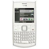 Nokia X2-01 Mobile Phone Housing Body Panel (White)