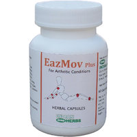 Indian Herbs Eazmov Plus 60 Capsule For Joint Pain, Arthritic Conditions