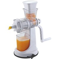 Fruit And Vegetable Juicer