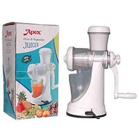 Apex Fruit & Vegetable Juicer Apex Fruit Juicer Wit Vacuum Base Juicer Extractor