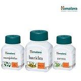 Himalaya Skin Care Combo  Neem+haridra+Manjishtha