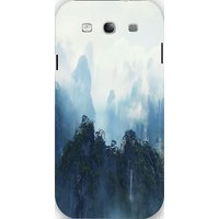 Snoogg Himalaya Vision Case Cover For Samsung Galaxy S3