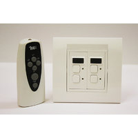 Remote Control Switch For 3 Lights And 1 Fan For Modular