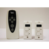 Remote Control Switch For 3 Lights And 1 Fan