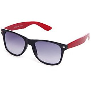 Wayfarer Sunglass 100% UV Protected Black And Red