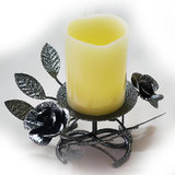 LED Candle Light Set Candle Stand Candle Holder Home Decor