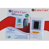 Extra Care Digital Blood Pressure Meter BP Monitor Arm Model + VAT Bill Model EC732 with Warranty
