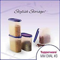 Tupperware Smart Savers #3 (1.7 Ltr) Storage Containers (Set Of 2)