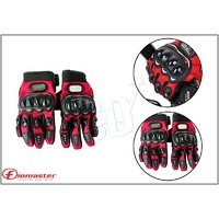 Probiker- Red Probiker Full Hand Premium Biking Golves