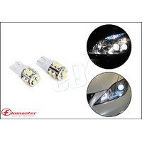 FloMaster- White 10 LED Parking Bulb