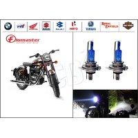 FloMaster-Royal Enfield BULLET CLASSIC Bike Headlight Bulbs CYT-White