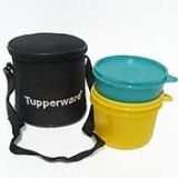 Tupperware Junior Executive Lunch Box