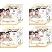 Chandra Parbha Ubtan Herbal Face Pack Mask To Improve Skin Glow 4 Packs