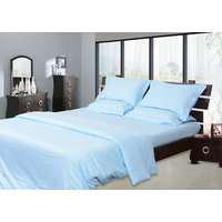 Mark Home Sky Blue Color Duvet Cover